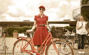 Retro cykling