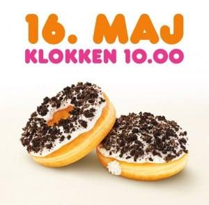 Dunkin' Donuts åbner