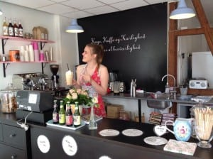 Ny kaffebar på havnen
