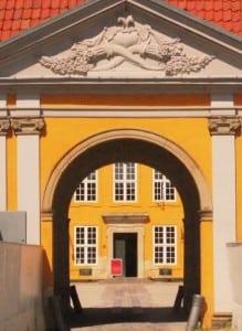 Det Kgl. Teater i Palægården