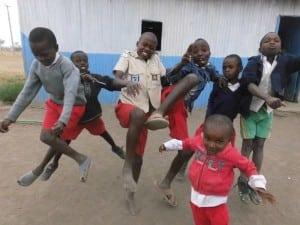 Gåtur med SOS Børnebyerne