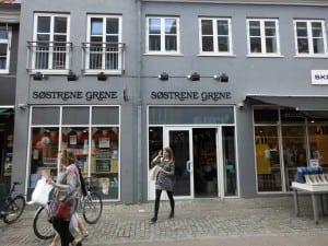 Søstrene Grenes butik nr. to