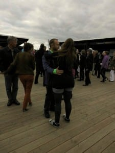 Tango på havnen