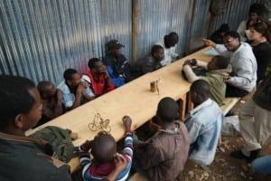 5 år for gadebørn