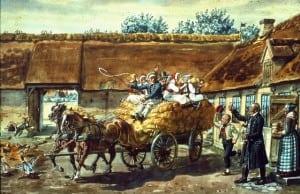 Høstmarked og mini-dyrskue
