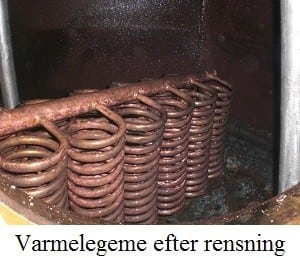 dansk udsyring efter