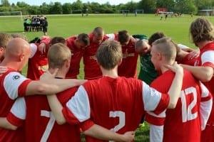 Svogerslev Boldklub's Senior 2 i spændende finale