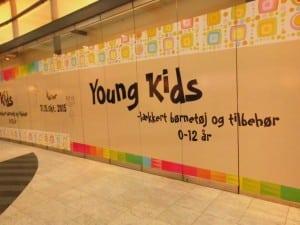 Young Kids på Ro's Torv