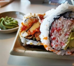 Sundere Sushi til Roskildenserne