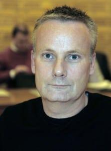 Udvalgsformand Claus Larsen