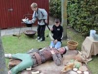 Vikingedrama i Klub Roskilde Midt