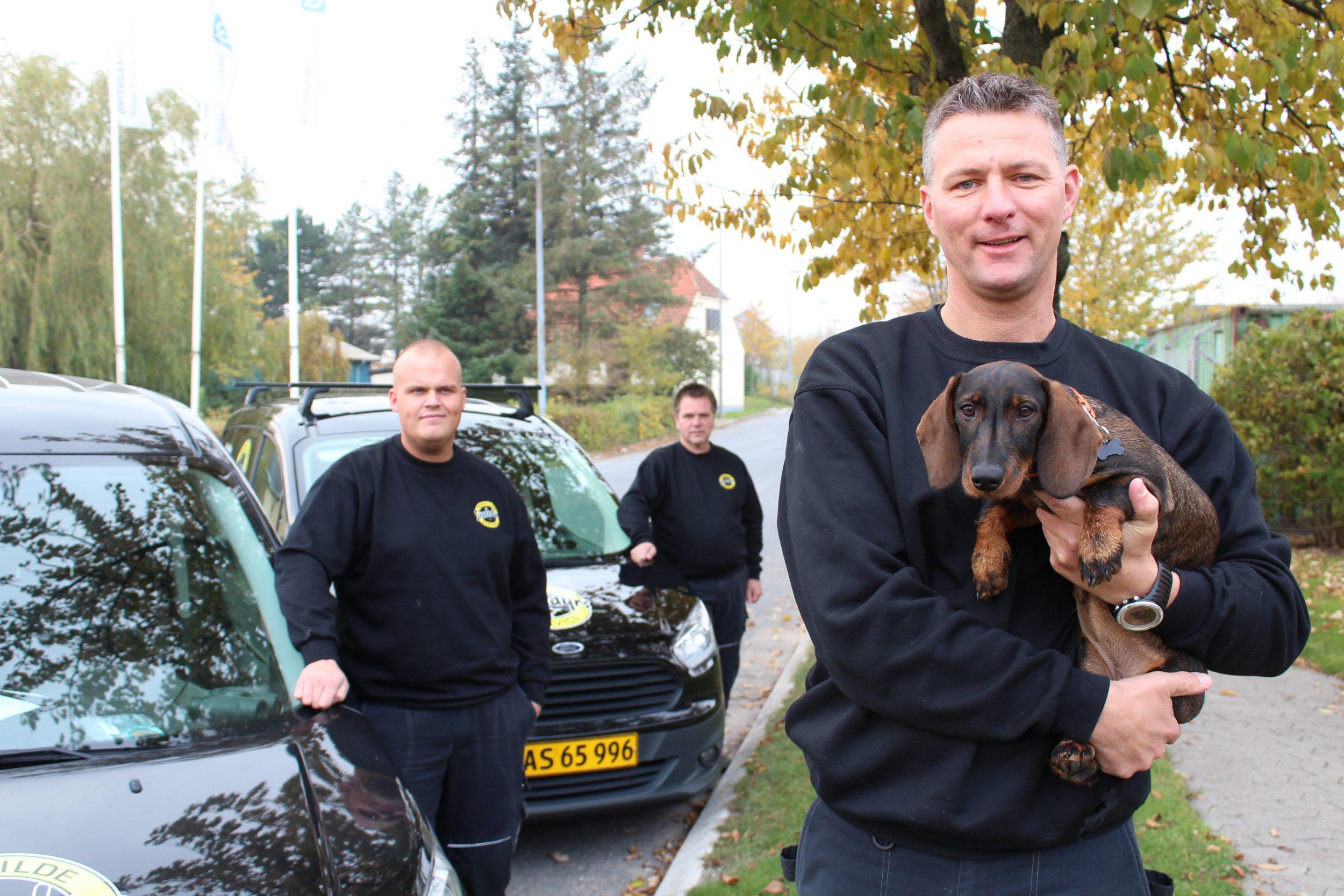 Skadedyrsbekæmper tilbage i Roskilde