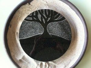Sandkunstværker