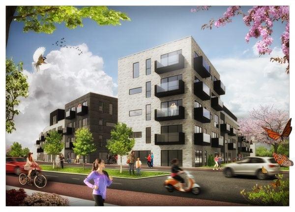 Nye boliger på vej