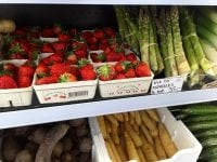 Nye danske jordbær