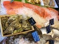 Ny fiskehandler