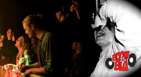 Festivalen BoomBlaStar Festival '16 på Gimle
