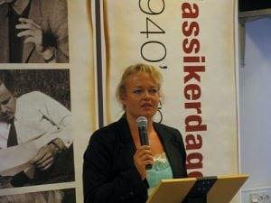 Rikke Rottensten, kulturjournalist og forfatter