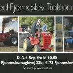 Traktortræk 3 & 4 september