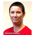 Christina Ekmann, instruktør.