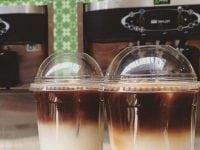 Iskaffe eller fro-yo