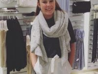 Nye strikhalstørklæder