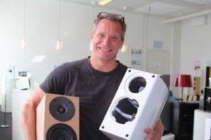 Ole Witthøft lader sig selvfølgelig påvirke af anmelderne, når han udvikler nye højttalere. Det har også været tilfældet med Pandion 30, som er kulminationen på 30 års målrettet forbedringsarbejde.