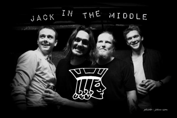 LOKE'S KÆLDER: The White Dominos + Jack In The Middle