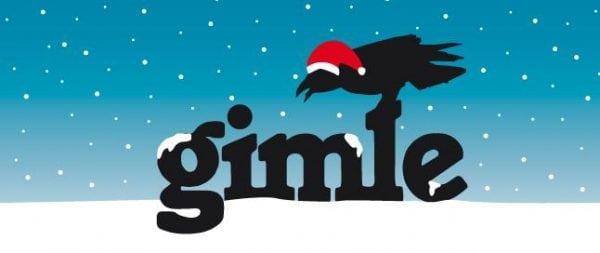 Juleaften på Gimle