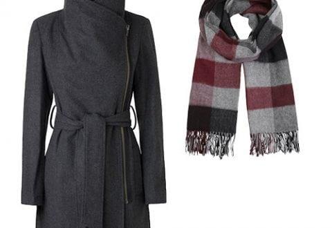 Køb vinterjakke og få et gratis tørklæde med