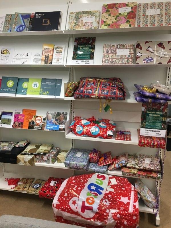 Julemandens værksted i Viby