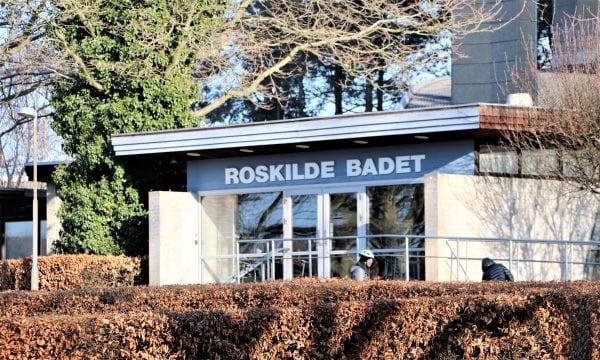 Følg arbejdet på Roskilde Badet