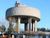 Roskilde badet Vandtårn