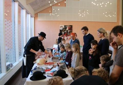 Lærerig mad-sjov på ZBC i vinterferien