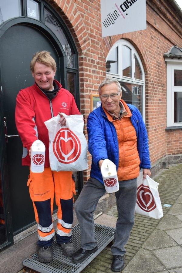 Landsindsamling for hjerteforeningen