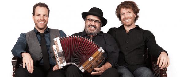 Folk Roskilde: Yves Lambert Trio (Can)