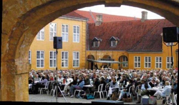 Opera i Palægården
