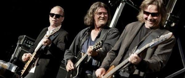 Byparkskoncert: Johnny Madsen med band