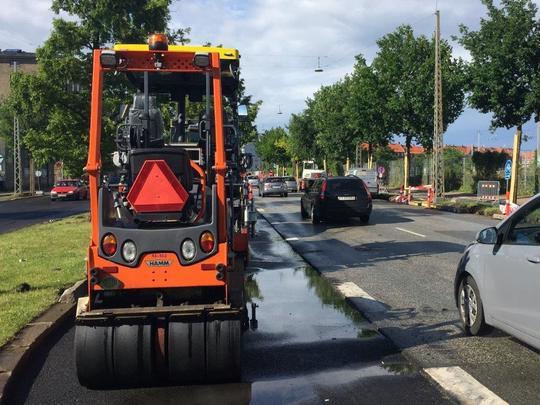 Bilister kører for ofte galt ved vejarbejde