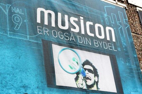 MAD PÅ MUSICON