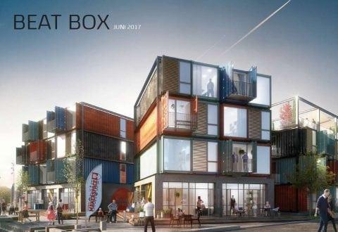 Pressefoto: Roskilde Kommune - Beat Box