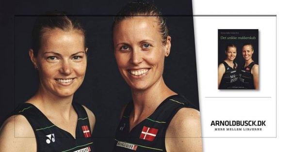 Signering med Kamilla Rytter Juhl og Christina Pedersen