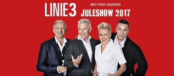 Linie 3 Juleshow 2017