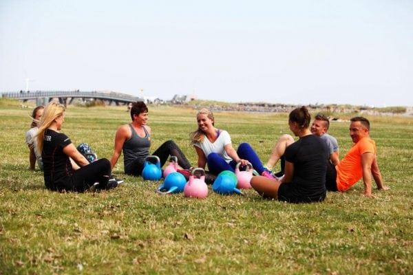 Roskildensere valfarter til fitnesscenter: Nu skal sommerfedtet væk