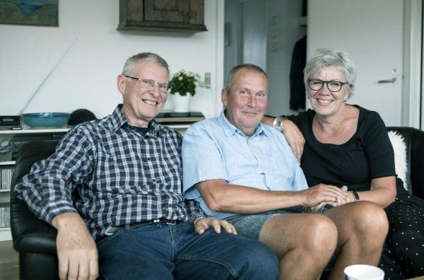 Per redder hverdagen for demensramt familie
