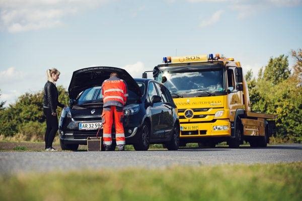 Auto-reddere frygter uopmærksomme bilister