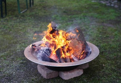 Afbrændingsforbud