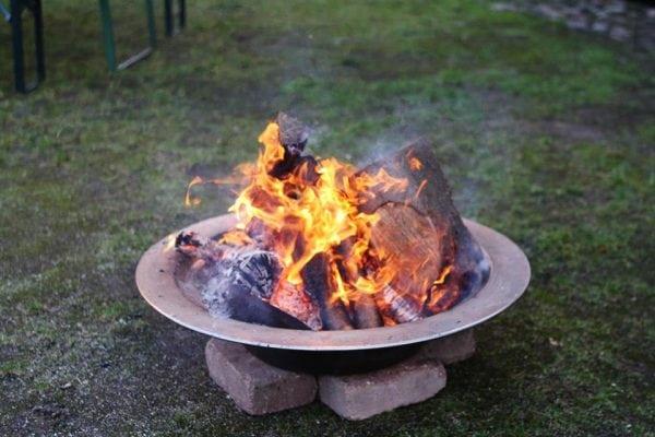 Afbrændingsforbud er ophævet