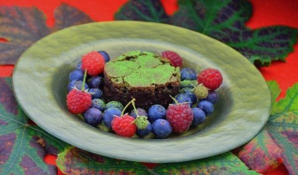 Glutenfri chokolade kage