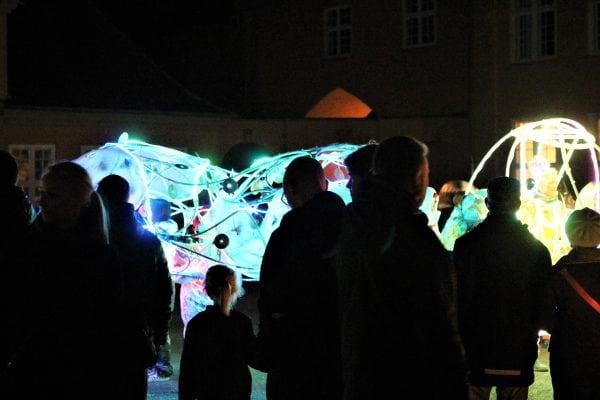 Lysfest på Kulturstrøget 2017